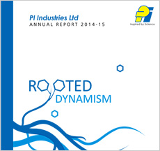 Annual Report FY 2014-15