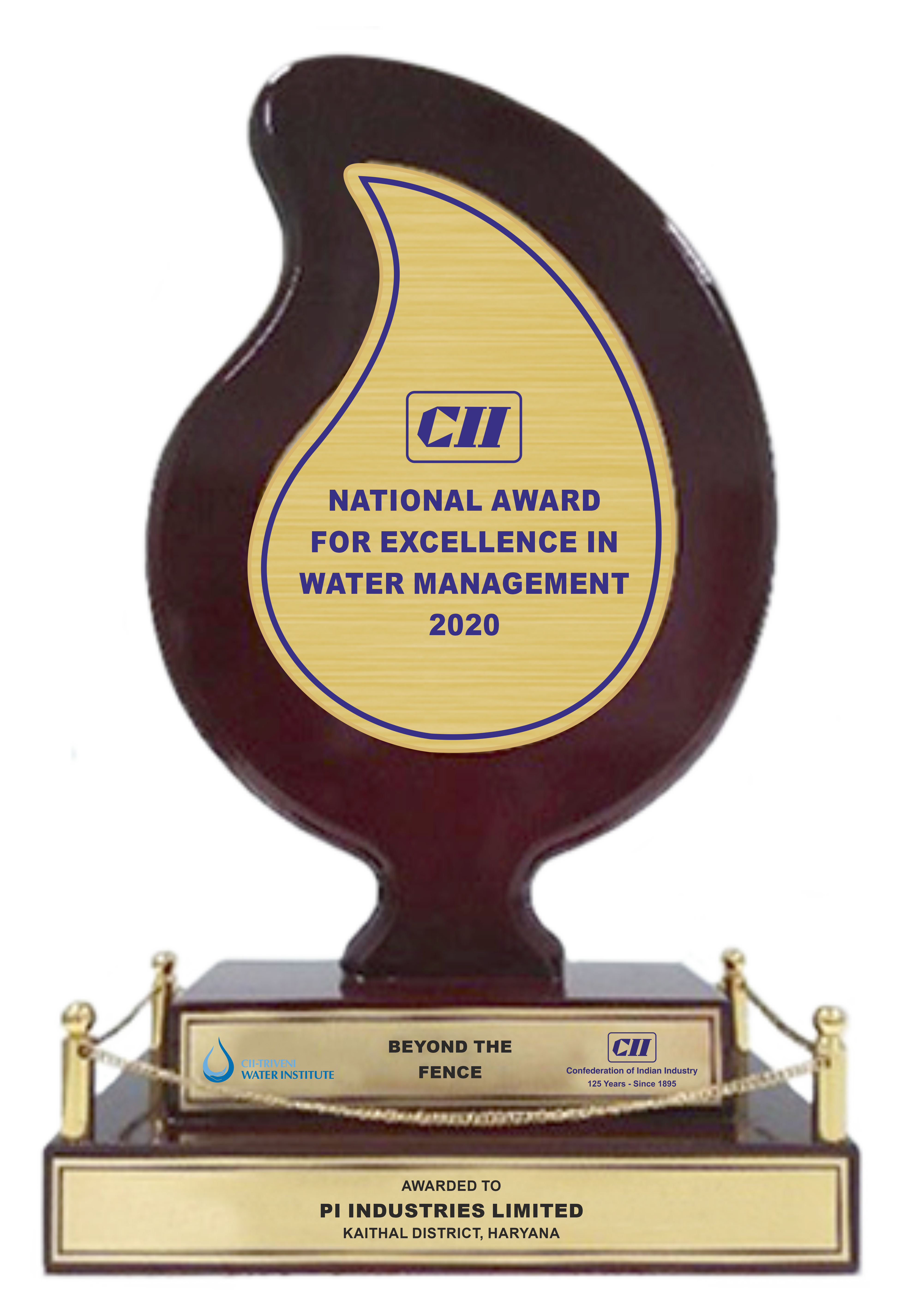 CII-Triveni (Water Management)